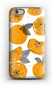 Small Oranges case IPhone 6 tough