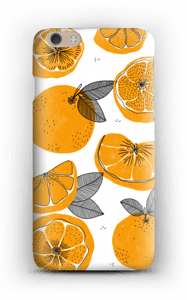 Small Oranges case IPhone 6 Plus