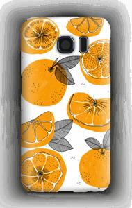 Süße Orangen Handyhülle Galaxy S6