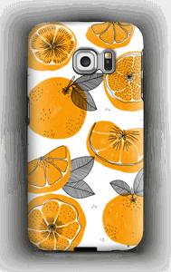 Small Oranges case Galaxy S6 Edge
