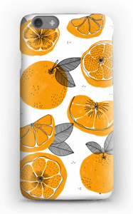 Small Oranges case IPhone 6s