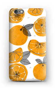 Small Oranges case IPhone 6s Plus