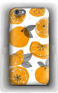 Orangea små apelsiner  skal IPhone 6 Plus tough