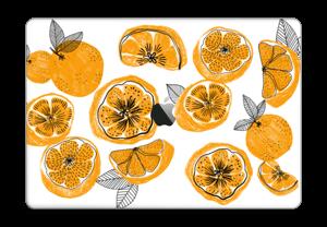 "Piece of Orange Skin MacBook Pro 15"" 2016-"