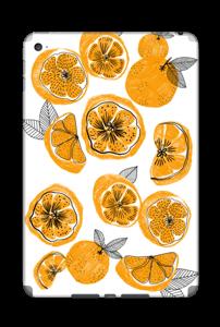 Oranssit appelsiinit tarrakuori IPad Mini 4