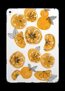 Oranssit appelsiinit tarrakuori IPad Pro 9.7