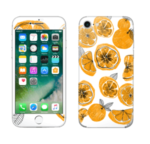 Oranges Skin IPhone 7