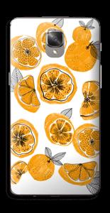 Süße Orangen Skin OnePlus 3