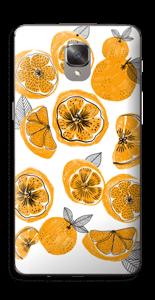 Oranssit appelsiinit tarrakuori OnePlus 3T