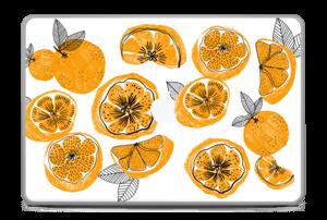 "Piece of Orange Skin MacBook Pro 17"" -2015"