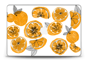"Piece of Orange Skin MacBook Pro Retina 15"" 2015"