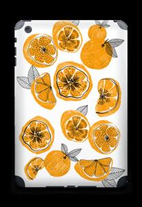 Oranssit appelsiinit tarrakuori IPad mini 2 back