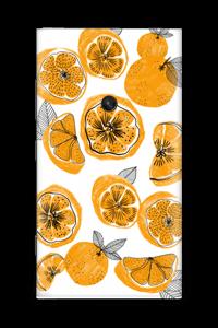 Oranssit appelsiinit tarrakuori Nokia Lumia 920