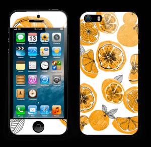 Petites oranges Skin IPhone 5s