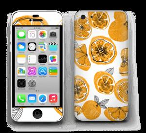 Petites oranges Skin IPhone 5c