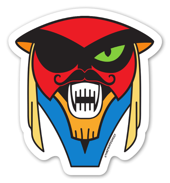 BRAKGHOST sticker