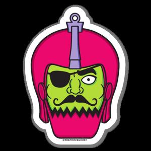 TRAPJAW sticker