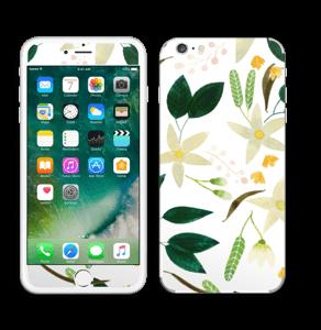 Vanilja tarrakuori IPhone 6 Plus