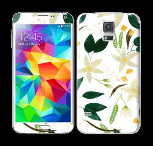 Vanilja tarrakuori Galaxy S5