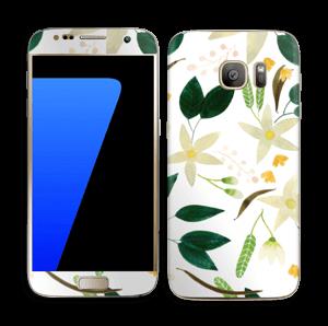 Vanilja tarrakuori Galaxy S7