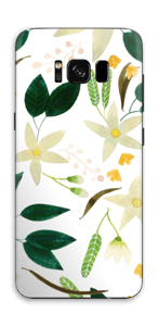 Vanilleblüten Skin Galaxy S8