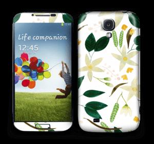 Vanilja tarrakuori Galaxy S4