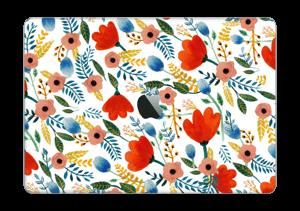 """Rosa's flowers tarrakuori MacBook Pro 13"""" 2016-"""