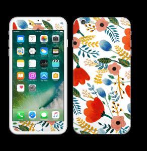 Rosa's flowers tarrakuori IPhone 6 Plus