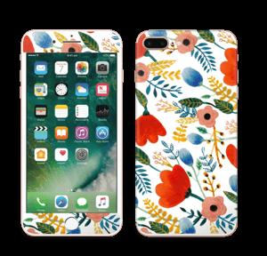 Rosa's flowers tarrakuori IPhone 7 Plus