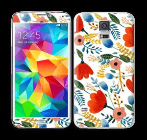 Rosa's flowers tarrakuori Galaxy S5
