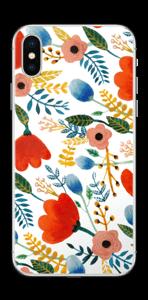 Rosa's flowers tarrakuori IPhone X