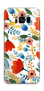 Rosa's flowers tarrakuori Galaxy S8