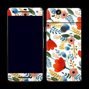 Rosas blommor Skin Pixel 2