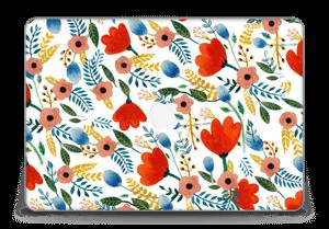 "Rosa's Flowers Skin MacBook Pro Retina 15"" 2015"