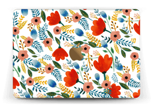 """Rosa's flowers tarrakuori MacBook 12"""""""