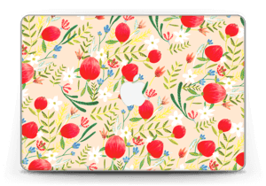 "Flower Fields tarrakuori MacBook Pro Retina 13"" 2015"