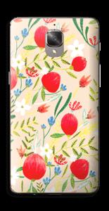 Flower Fields tarrakuori OnePlus 3T