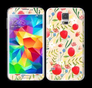 Flower Fields tarrakuori Galaxy S5