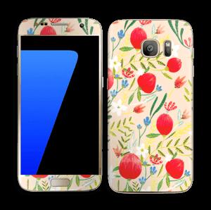 Flower Fields tarrakuori Galaxy S7