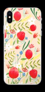 Flower Fields tarrakuori IPhone X