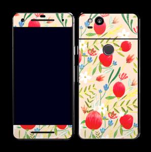 Flower Fields tarrakuori Pixel 2