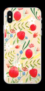 Flower Fields tarrakuori IPhone XS