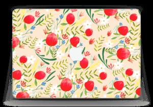 "Flower fields Skin MacBook Air 13"""