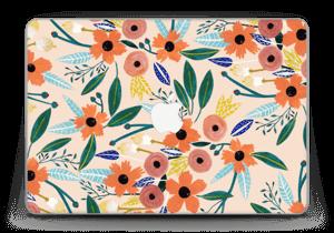 """Kesän kukkasia tarrakuori MacBook Pro Retina 13"""" 2015"""