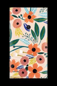 Kesän kukkasia tarrakuori Nokia Lumia 920