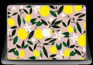 "Sitruunat tarrakuori MacBook Pro Retina 13"" 2015"