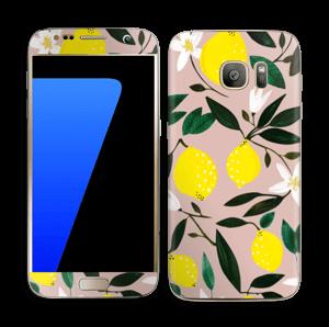 Sitruunat tarrakuori Galaxy S7