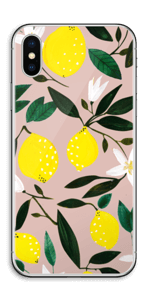 Sitruunat tarrakuori IPhone X