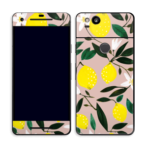 Sitruunat tarrakuori Pixel 2