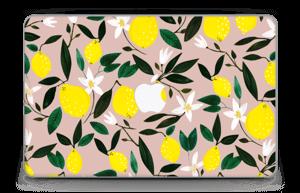 "Lemon Lemon Lemon Skin MacBook Air 11"""
